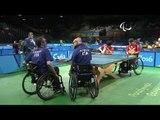 Table Tennis | Korea v Italy | Men's Team Quarterfinal Class 1 - 2 | Rio 2016 Paralympic Games