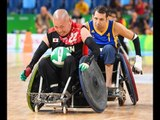 Wheelchair Rugby | Japan vs Sweden | Preliminary | Rio 2016 Paralympic Games