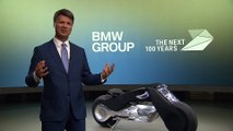 BMW Motorrad Press Conference  Iconic Impulses The BMW Future Experience - Los Angeles Interview Harald Krueger