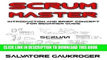 READ book A Brief Agile Introduction to Scrum: The Easy Project