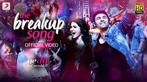 The Breakup Song HD Video Ae Dil Hai Mushkil 2016 Ranbir Kapoor Arijit Singh Jonita Gandhi | New Songs