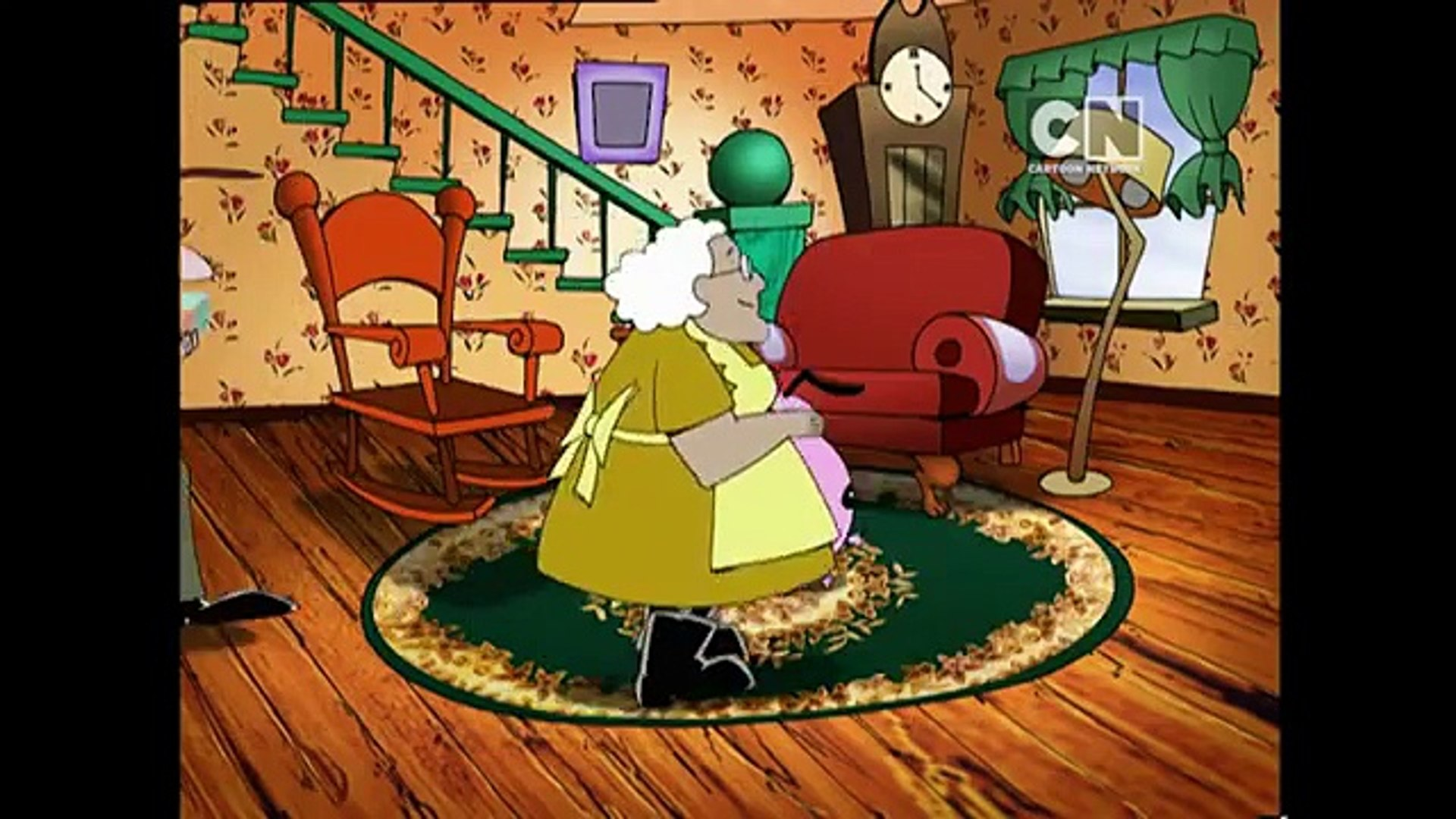 Courage The Cowardly Dog - Mothers Day