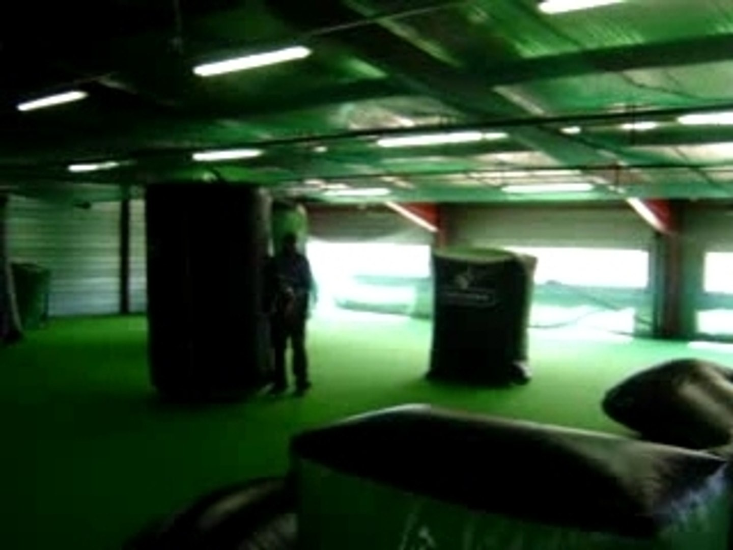ARENA PAINTBALL BORN IN ESLSASS suite