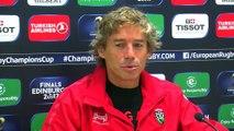 Champions Cup - RCT: Diego Dominguez parle des supporters du RCT