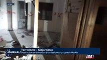 Destruction de la maison d'un des tueurs du couple Henkin