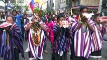 Une marche pour la paix en Colombie