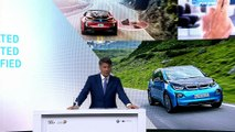 BMW Motorrad Press Conference Iconic Impulses The BMW Future Experience - Los Angeles Harald Krueger