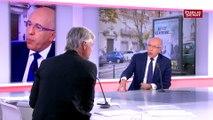 """Eric Ciotti : La politique du gouvernement en matière de réfugiés est """"une politique de gribouille""""."""