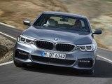 Découvrez la nouvelle BMW Série 5 (2017)