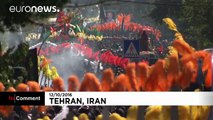 Iraq: Karbala celebrates Ashoura