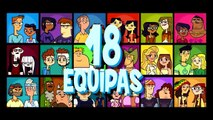 Drama Total: Corrida Alucinante | Drama Total | Cartoon Network