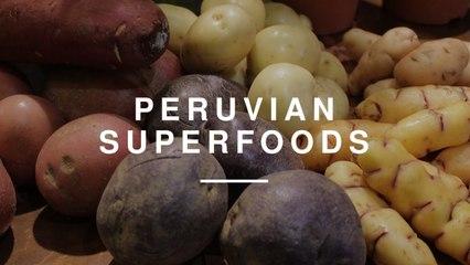 Peruvian Superfoods | Gizzi Erskine | Wild Dish
