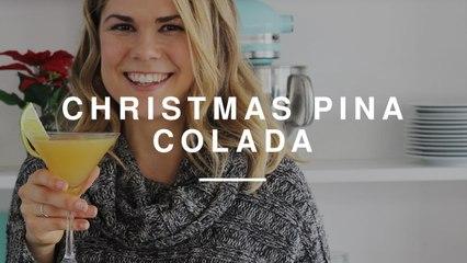 Christmas Pina Colada w Kieran Monteiro | Madeleine Shaw | Wild Dish