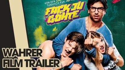 FACK JU GÖHTE - Wahrer Film Trailer
