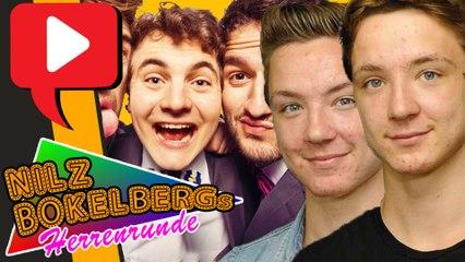 VideoDays 2015 LIVESTREAM Berlin - mit: YTITTY DIE LOCHIS FRESHTORGE - NILZ BOKELBERG´s Herrenrunde