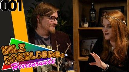 Wie kacke ist DIVERGENT?! Gast: Moviepilot & Alican Kuzu - NILZ BOKELBERG's Herrenrunde - EPISODE 1