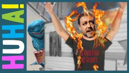 Future Duck ép 4 : Russell Crowe doit mourir (et d'autres histoires)