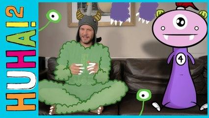 "Top 5 des Vidéos ""Monstres"" | Cartoon World"