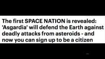 Projet Asgardia : la première nation dans l'espace
