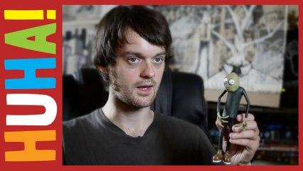 David Firth | Les Héros de  l'Animation avec Bing (avec sous-titres)