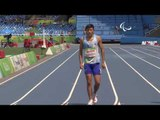 Athletics | Men's 100m - T12 Round 1 Heat 2 | Rio 2016 Paralympic Games