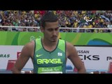 Athletics | Men's 100m - T12 Round 1 Heat 3 | Rio 2016 Paralympic Games