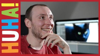 Cyriak | Les Héros de l'Animation avec Bing (avec sous-titres)