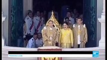 Thaïlande : le peuple thaïlandais sous le choc après le décès du roi Bhumibol Adulyadej
