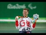 Wheelchair Tennis | Hewett v Gerard | Men's Singles Semifinals | Rio 2016 Paralympic Games