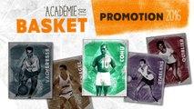 Académie du Basket Français 2016 - Robert COHU