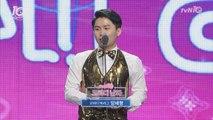 [tvN10어워즈] 양세형, '코미디남자상' 수상! 역시 대세 of 대세!