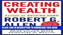[PDF] Creating Wealth: Retire in Ten Years Using Allen s Seven Principles of Wealth, Revised and