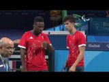 Table Tennis | Italy v Great Britain | Men's Team - Class 9-10 Round 1 | Rio 2016 Paralympic Games