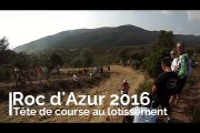 [VTT] Roc d'Azur 2016 - SARROU et TEMPIER au sommet du lotissement.