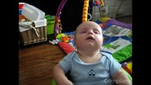 Babies Trying to Stay Awake Compilation