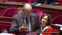 QAG: Echange tendu entre Jean-Marie Le Guen et Alain Vasselle concernant les moyens de la police.