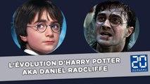Morphing: L'évolution d'Harry Potter aka Daniel Radcliffe