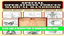 [PDF] Special Operations Forces Medical Handbook Popular Colection