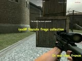 Naruto frags collection 2007 css counter strike source