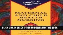 [PDF] Ingalls and Salerno s Maternal and Child Health Nursing, 9e (Ingall s   Salerno s Maternal