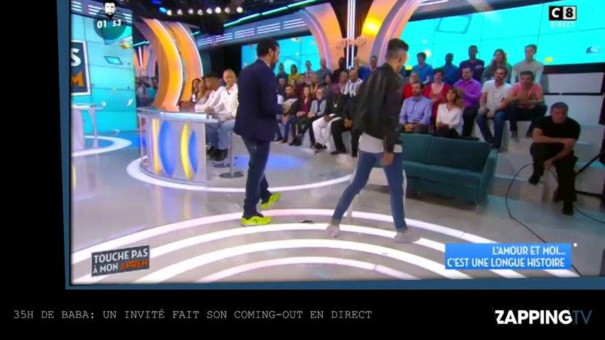 Cyril Hanouna – 35H: Un invité fait son coming-out en direct!