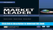 [PDF] Market Leader Upper Intermediate Course Book with DVD-ROM Full Online