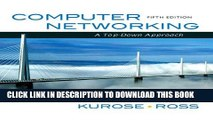 PDF] Computer Networking: A Top-Down Approach (5th Edition