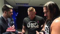 Are Heath Slater & Rhyno the new superheroes of WWE?: SmackDown LIVE Fallout, Oct. 11, 2016
