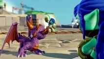 """(Vidéo découverte) Skylanders: Imaginators """"Pack de démarrage"""" sur PS4"""
