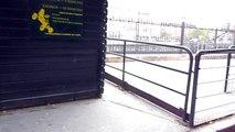 Square des Batignolles : la piste de kart !