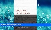 READ book  Debating Social Rights (Debating Law)  DOWNLOAD ONLINE