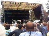 Guingamp Festival de la St Loup - Le PipeBand St Brieuc