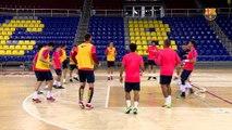 FCB Futsal: previa FC Barcelona Lassa – Cartagena  [ESP]