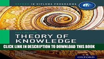 [PDF] IB Theory of Knowledge Course Book: Oxford IB Diploma Program Course Book Popular Online